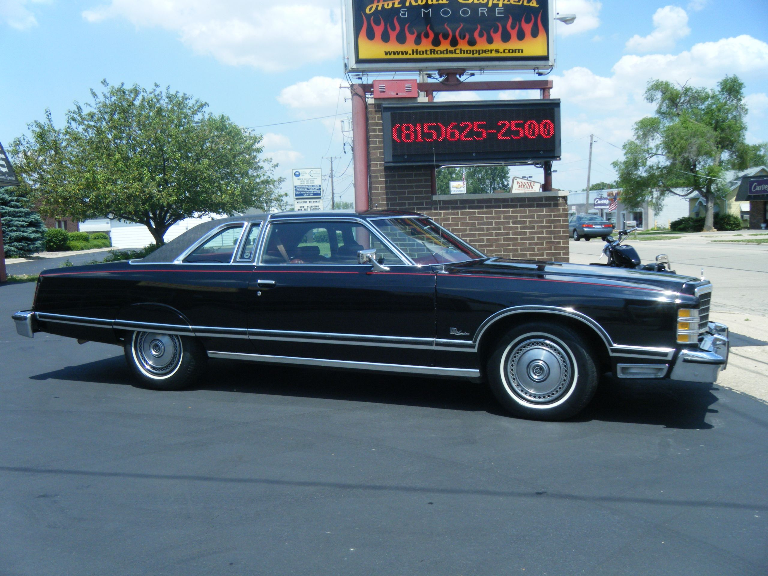 Lotus Chiropractic Awesome ford Ltd Landau Coupoe Picture 9 Reviews News Specs