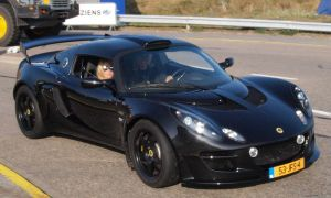 Lotus Elise Automatic Awesome 2009 Lotus Exige S 260 Sport Coupe 1 8l Supercharger Manual