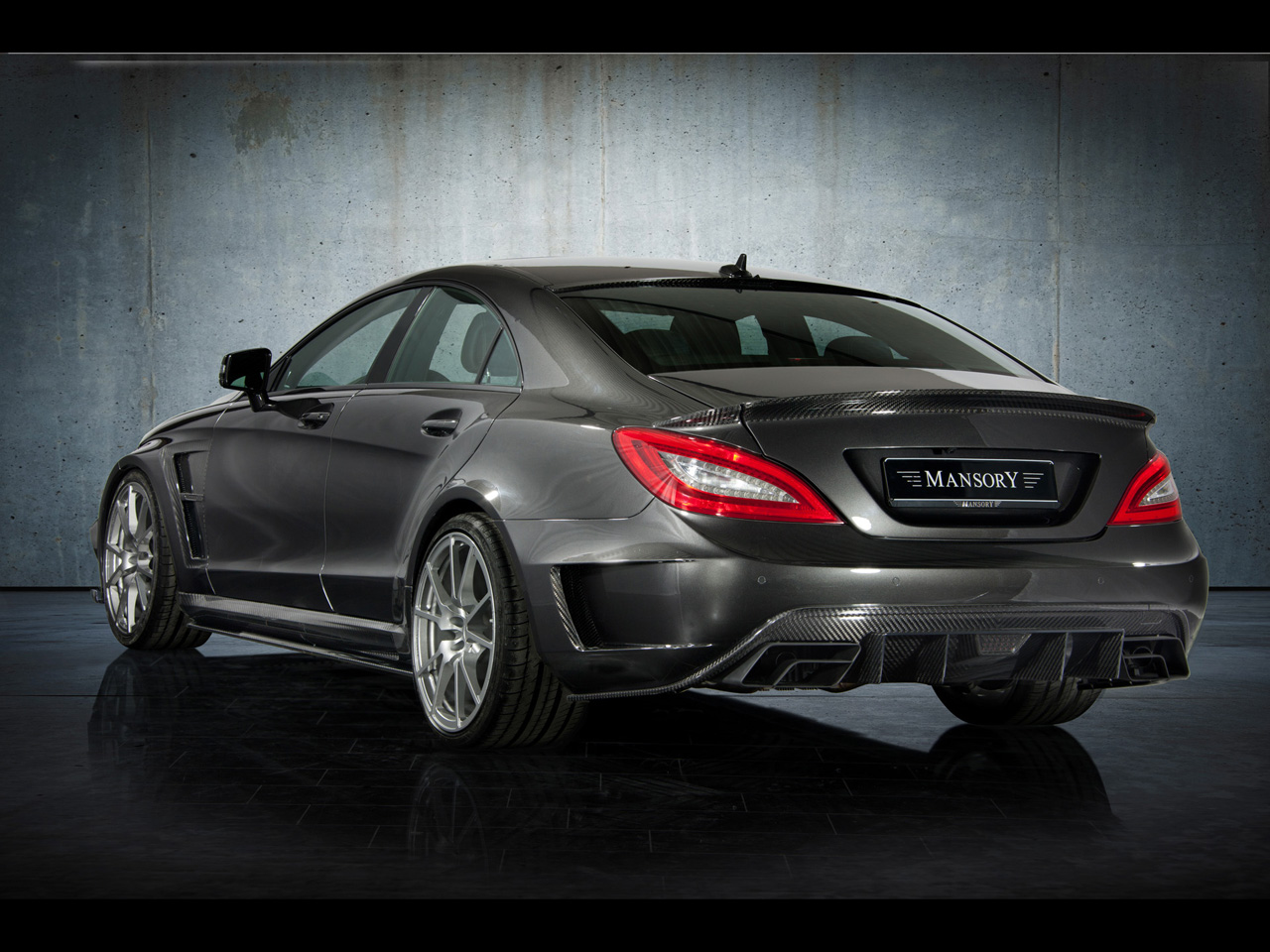 2012 Mansory Mercedes Benz CLS 63 AMG 2
