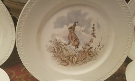 Mercury Glass Platter Luxury I Have 6 Collector S Plates