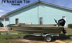 Mercury Insureance Lovely 2019 Crestliner 1448 Mt Cr Jon