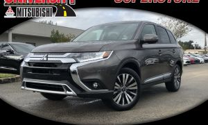Mitsubishi Comfort Cost Awesome New 2020 Mitsubishi Outlander Se Fwd 4d Sport Utility