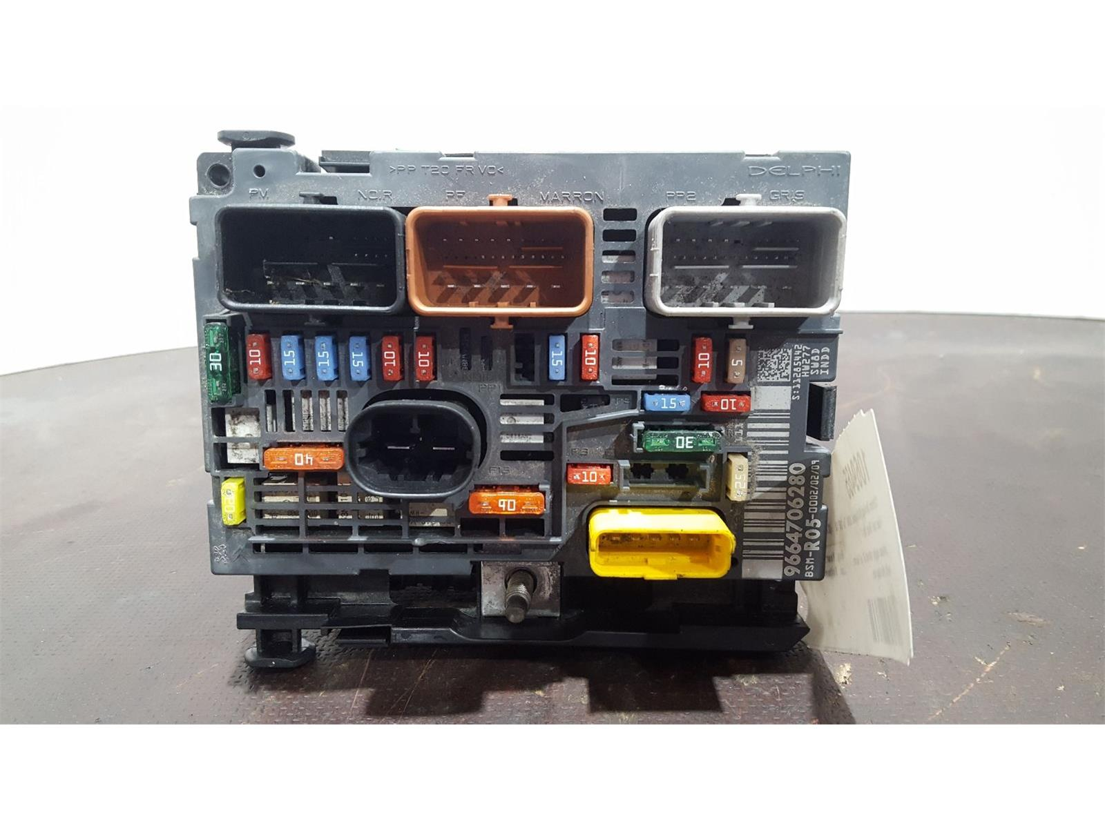 Best Of Peugeot 207 Towbar Wiring