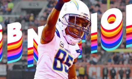 San Diego Chargers Vs Jacksonville Jaguars Beautiful Antonio Gates Was A Pioneer for Tight Ends and College