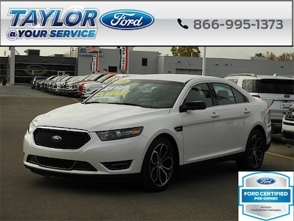 Southgate Lincoln Mercury Used Cars Best Of Used 2016 ford Taurus for Sale at Taylor ford