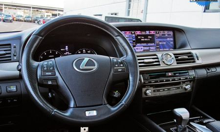 Tom Wood Lexus Indianapolis In Unique Pre Owned 2014 Lexus Ls 460 with Navigation & Awd