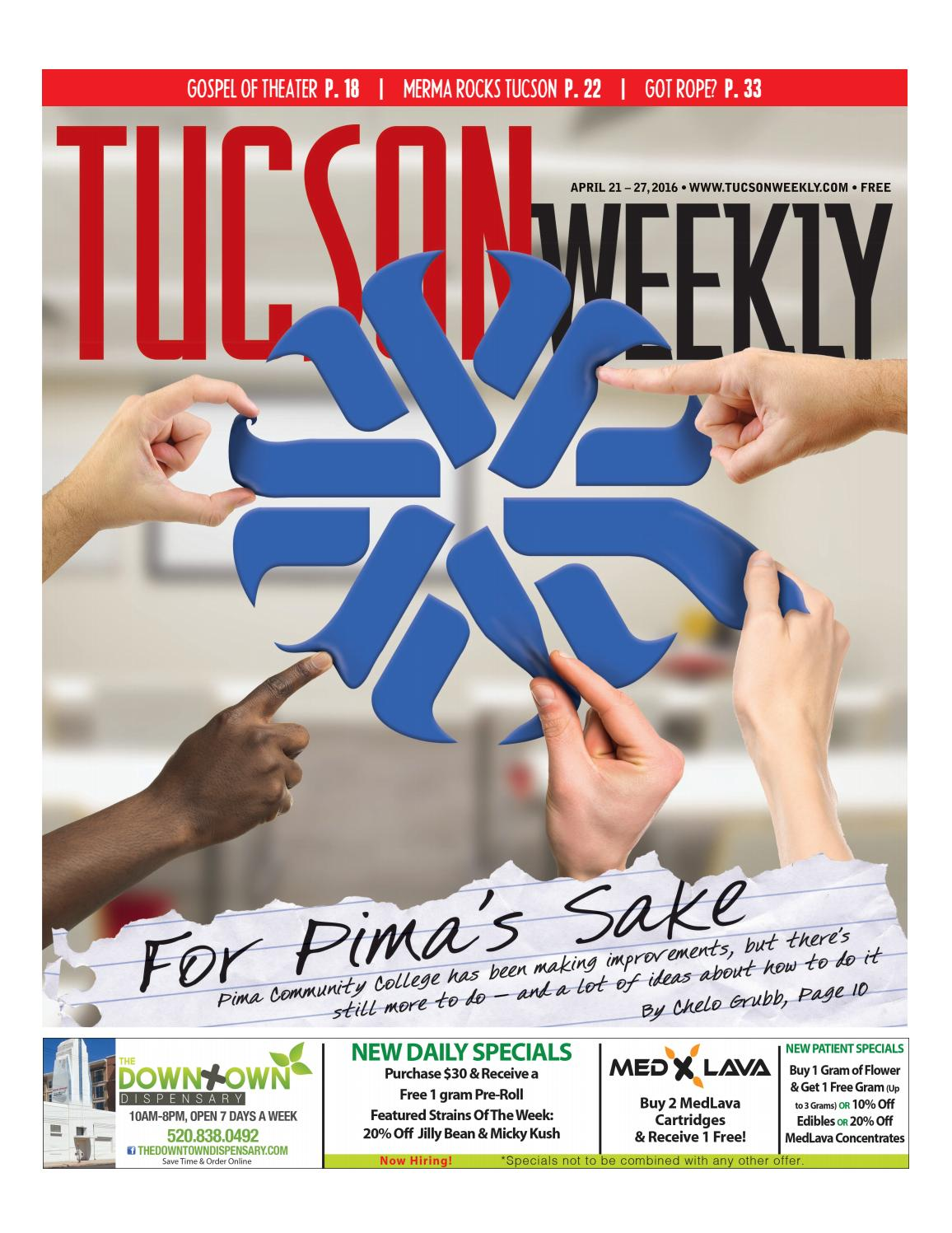 Tucson Jaguars Unique Tucson Weekly April 21 2016 by Tucson Weekly issuu