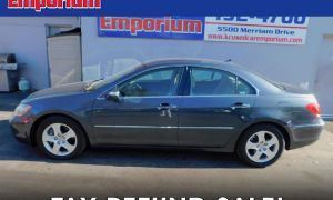 2005 Acura Rl Unique Used 2005 Acura Rl 4dr Sdn at Natl for Sale In Kansas City