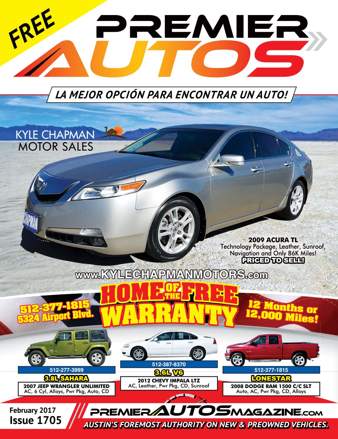 2005 Acura Tsx Luxury Premier Autos by Digital Publisher issuu