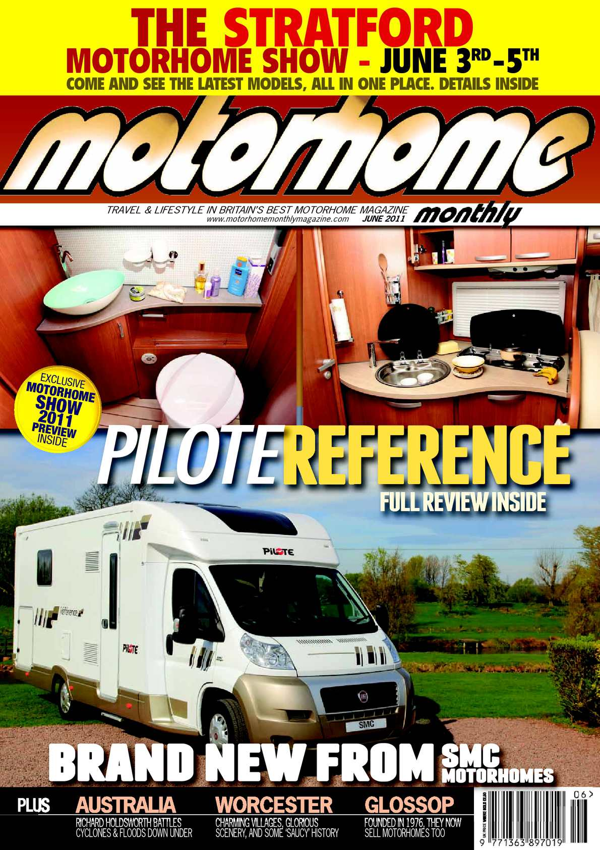 Abt-888 Lovely Calaméo June 2011 Motorhome Monthly