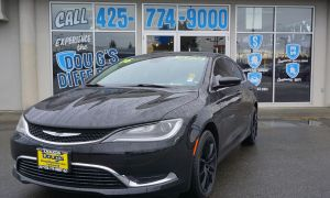 Acura Of Bellevue Inspirational Used 2016 Chrysler 200 Limited