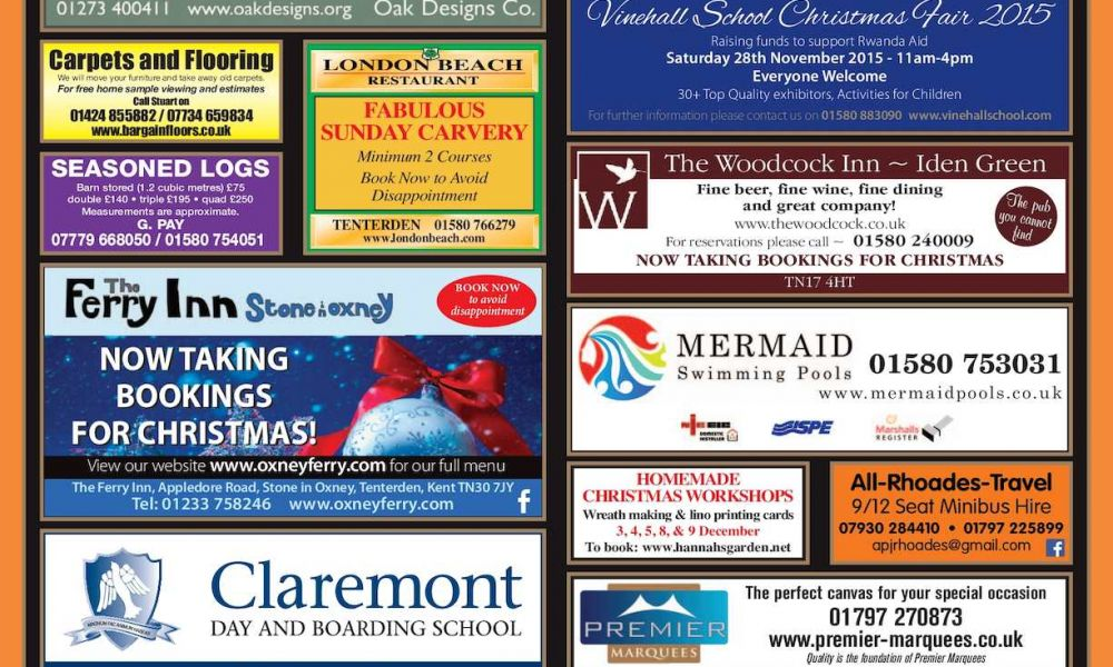 Hris Yes Awesome Calaméo Wealden Ad 13 11 2015
