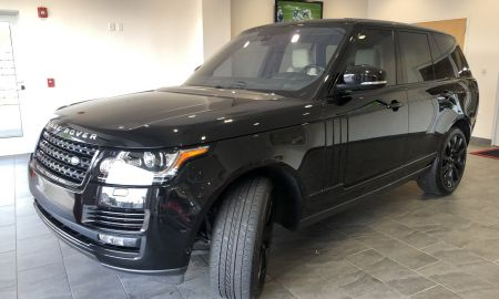 Jaguar Land Rover Mahwah Awesome Pre Owned 2016 Land Rover Range Rover Supercharged 4wd Suv 4wd Sport Utility