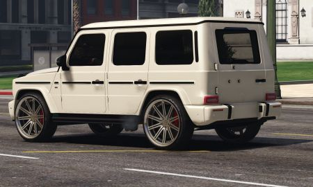 Mercedes G Brabus 2018 Awesome Wip Brabus G 900 G65 2019 by Imbimmer Replace Gta5 Mods
