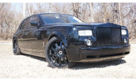 Rolls Royce Phantom Drop top New 2006 Rolls Royce Phantom for Sale In Valley Park Mo