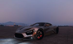 St1 Zenvo Fresh Zenvo St1 [add On] Gta5 Mods