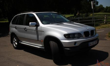 Tvr International Awesome Bmw X5 3 0d 2003 4d Wagon Automatic 12 Months Rego In Nsw