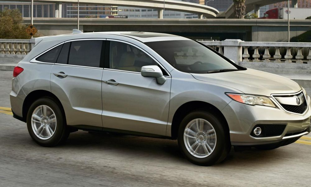 Used Acura Inspirational 2013 Acura Rdx with Technology Package