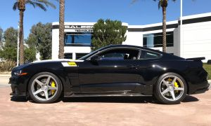 Who Makes Saleen Cars Awesome Saleen Automotive is Back In Black with 35th Anniversary Mustang