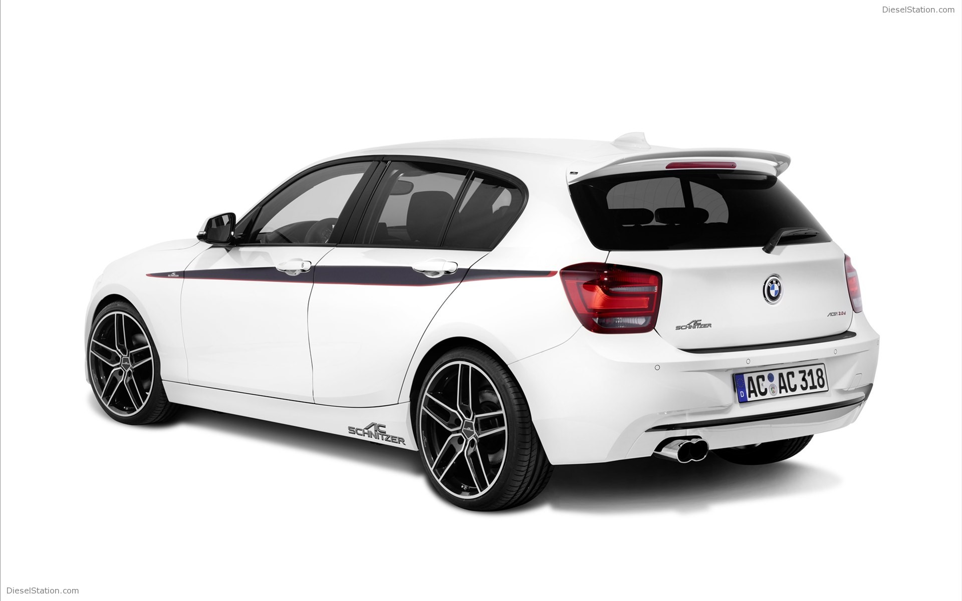 AC Schnitzer BMW 1 series Coupe F20 2011 widescreen 12