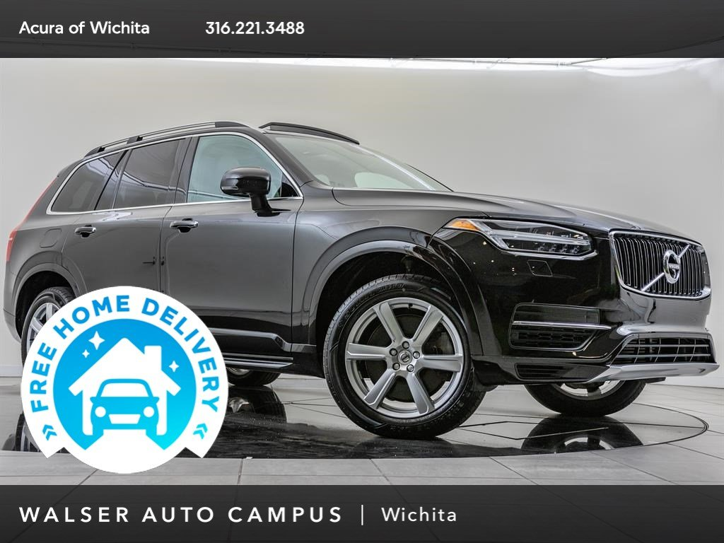 2019 Volvo Xc90 T6 Momentum New Pre Owned 2016 Volvo Xc90 Hybrid T8 Momentum Plug In Hybrid with Navigation & Awd
