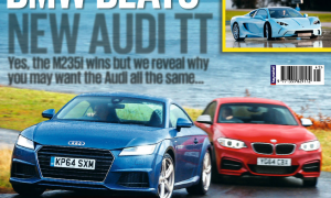 Polestar 1 Price New Autocar November 5 2014 Uk