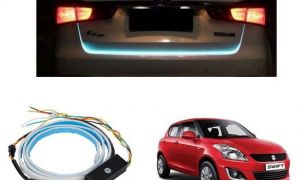 Volvo C30 2009 Inspirational Trigcars Maruti Suzuki Swift 2009 Car Tailgate Led Strip Light