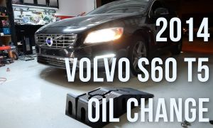 Volvo S60 2000 Beautiful 2014 Volvo S60 2 5l T5 Oil Change