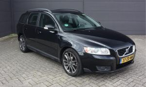 Volvo V80 Awesome Used Volvo V50 2 0d Edition Ii Leather Navi Ecc for Sale at