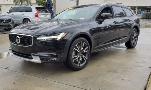 Volvo V90 T6 Luxury Pre Owned 2017 Volvo V90 Cross Country V90 T6 Awd Cross Country with Navigation & Awd