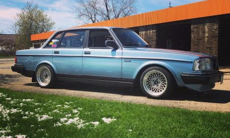 Volvo 242 Fresh Volvo240 Volvo Project Clean 240 Swedishmetal