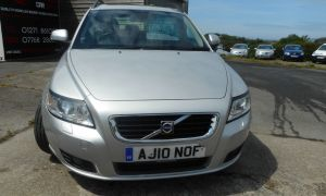 Volvo C30 2010 New Volvo V50 2 0d Se Sportswagon 2010 for Sale In Barnstaple