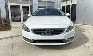 Volvo S60 Hybrid Fresh Certified Pre Owned 2017 Volvo S60 Inscription