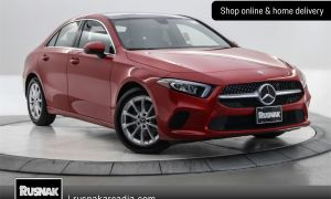 Volvo S90 2016 Beautiful New 2020 Mercedes Benz A 220 Sedan
