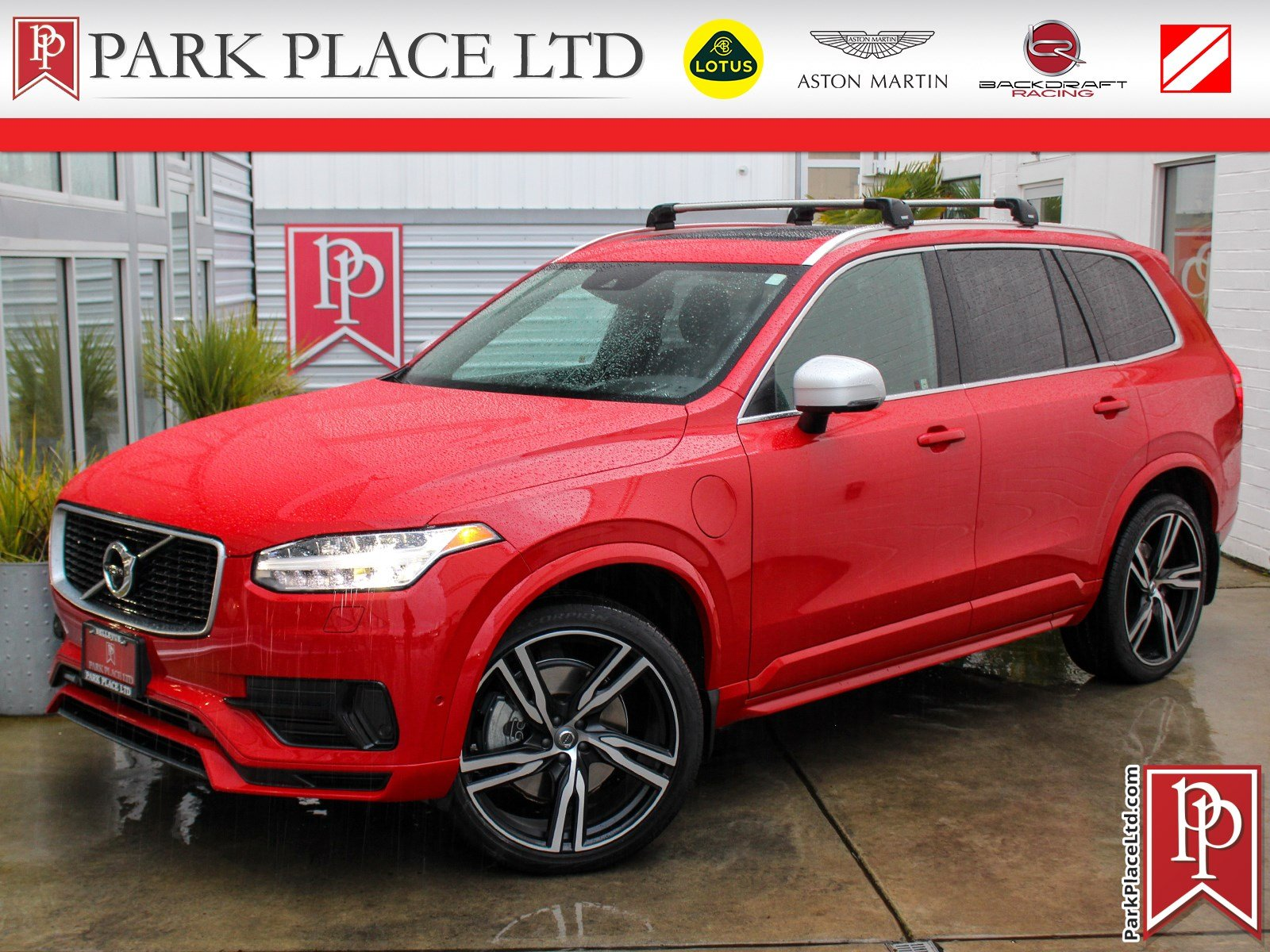 Volvo T8 Hybrid Lovely Used 2016 Volvo Xc90 Hybrid at Park Place aston Martin