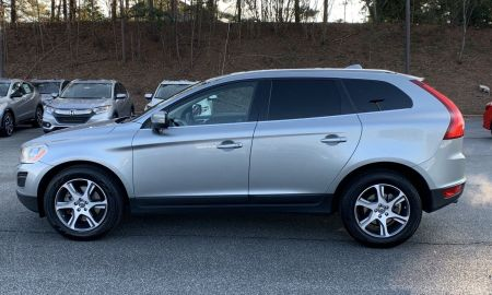 Volvo T8 Xc60 Luxury Pre Owned 2011 Volvo Xc60 3 0t R Design Awd
