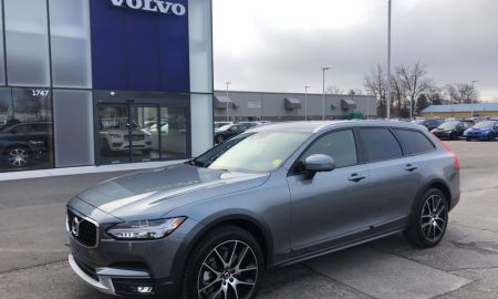 Volvo V90 Wagon Beautiful New 2020 Volvo V90 Cross Country T6 Awd Awd 4d Wagon