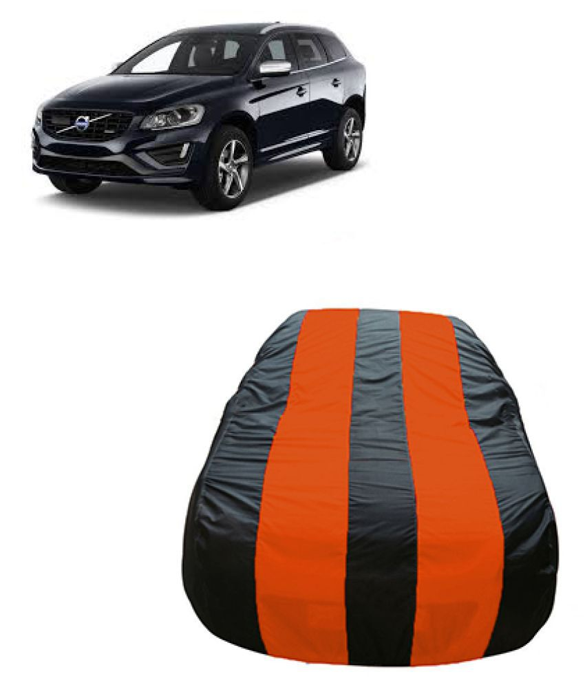 Volvo Xc60 2010 New Qualitybeast Car Body Cover for Volvo Xc60 [2010 2013] Multicolour