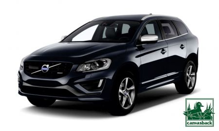 Xc60 T6 Lovely Canvasback Cargo Liners for the Volvo Xc60